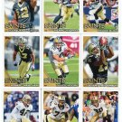 (14) New Orleans SAINTS New 2010 Topps TEAM LOT Stars
