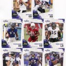 (8) Baltimore RAVENS 2010 Score TEAM LOT Stars