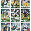 (10) New York NY JETS New 2010 Topps TEAM LOT Stars