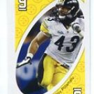 TROY POLAMALU 2009 Uno Card Game YELLOW-9 Steelers SOUTHERN CAL USC Trojans