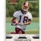 TERRENCE AUSTIN 2010 Panini Threads #287 ROOKIE Redskins UCLA Bruins