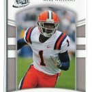 MIKE WILLIAMS 2010 Press Pass PE #50 ROOKIE Syracuse Orange Orangemen TB BUCS