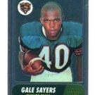 GALE SAYERS 2010 Topps Chrome REPRINT INSERT Kansas Jayhawks BEARS