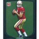 NATE DAVIS 2009 Bowman Chrome #113 ROOKIE 49ers BALL STATE QB