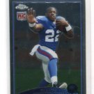 ANDRE BROWN 2009 Topps Chrome #TC153 ROOKIE New York NY Giants North Carolina NC STATE