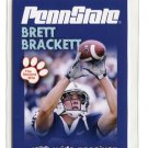 BRETT BRACKETT 2010 Penn State Second Mile WR