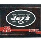 NEW YORK NY JETS Football Helmet 2010 Panini Sticker #72