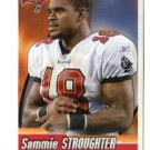 SAMMI STROUGHTER 2010 Panini Sticker #460 Buccaneers OREGON STATE Beavers