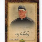 ROY HALLADAY 2007 Upper Deck UD MLB Artifacts #33 Phillies BLUE JAYS
