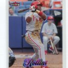 JIMMY ROLLINS 2007 Fleer Ultra #136 Phillies