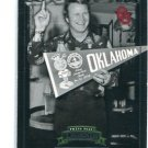 COACH BARRY SWITZER 2008 Press Pass Legends #80 Oklahoma Sooners