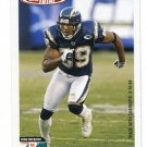 DAVID BOSTON 2004 Topps Total FIRST EDITION SP #17 Ohio State Buckeyes CHARGERS Dolphins