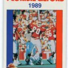 HUEY RICHARDSON 1989 Florida Gators Police Set card LB