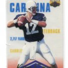 KERRY COLLINS 1995 Classic Clear Assets #37 ROOKIE Penn State PANTHERS QB