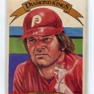 PETE ROSE 1982 Donruss Diamond Kings #1 Phillies