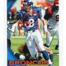 KYLE ORTON 2010 Topps #352 Broncos PURDUE Boilermakers QB