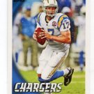 PHILIP RIVERS 2010 Topps #250 Chargers NC STATE QB