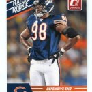 COREY WOOTTON 2010 Panini Donruss Rated Rookie BEARS Northwestern Wildcats