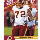 TRENT WILLIAMS 2010 Panini Donruss Rated Rookie REDSKINS Oklahoma SOONERS
