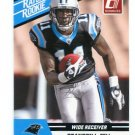 BRANDON LaFELL 2010 Panini Donruss Rated Rookie CAROLINA PANTHERS LSU Tigers PATRIOTS