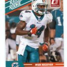 MARLON MOORE 2010 Panini Donruss Rated Rookie DOLPHINS Fresno State