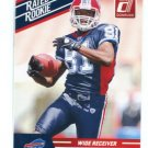 MARCUS EASLEY 2010 Panini Donruss Rated Rookie BILLS UCONN Huskies