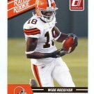CARLTON MITCHELL 2010 Panini Donruss Rated Rookie BROWNS South Florida Bulls