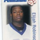 ELIJAH ROBINSON 2006 Penn State Second Mile DT