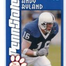 ANDY RYLAND 2003 Penn State Second Mile ILB