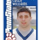 CASEY WILLIAMS 2003 Penn State Second Mile TE