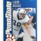 SAM RUHE 2003 Penn State Second Mile DE