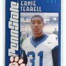 ERNIE TERRELL 2003 Penn State Second Mile WR