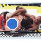B.J. BJ PENN 2010 Topps UFC Event-Used Octagon MAT RELIC HAWAII