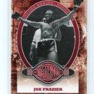 SMOKIN JOE FRAZIER 2010 Ringside Boxing TKO Victorious