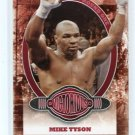 MIKE TYSON 2010 Ringside Boxing TKO Victorious