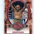 JUNIOR JONES 2010 Ringside Boxing TKO Victorious