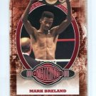 MARK BRELAND  2010 Ringside Boxing TKO Victorious #84