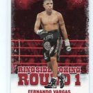 FERNANDO VARGAS  2010 Ringside Boxing TKO Round One 1