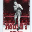 PRIMO CARNERA 2010 Ringside Boxing TKO Round One 1