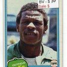 RICKEY HENDERSON 1981 Topps #261 Oakland A's BV $10