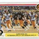 FRANCO HARRIS 1980 Fleer #70 PENN STATE Steelers