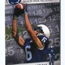 DEREK MOYE 2011 Penn State Football Schedule MINI
