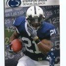 STEPHFON GREEN 2011 Penn State Football Schedule MINI