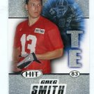 GREG SMITH 2011 Sage Hit SILVER SP ROOKIE Texas Longhorns