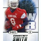 COURTNEY SMITH 2011 Sage Hit ROOKIE