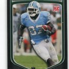 BRANDON TATE 2009 Bowman #181 ROOKIE Patriots