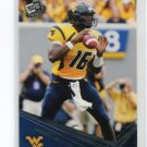 JARRETT BROWN 2010 Press Pass #50 ROOKIE West Virginia Mountaineers 49ers QB