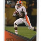 ARRELIOUS BENN 2010 Press Pass #18 ROOKIE Illinois Illini TAMPA BAY TB Bucs