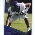 JERRY HUGHES 2010 Press Pass #42 ROOKIE TCU Horned Frogs COLTS