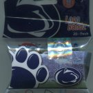 Penn State Nittany Lions SILLY BANDS Logo Bandz NCAA Licensed - 20 per pack - MSRP $5.99
